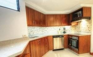 Bogota Apartment Kitchen