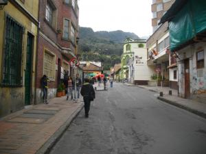Bogotá Colombia Calle 19 # 6 Centro