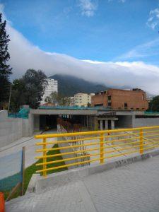 Calle 26 Bogota Street Colombia