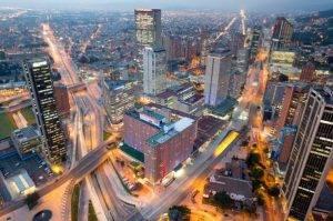 Bogotá Colombia - Centro