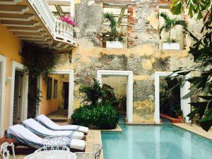 Cartagena Colombia Colonial Hotel