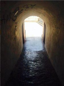 Cartagena Colombia Tunnel