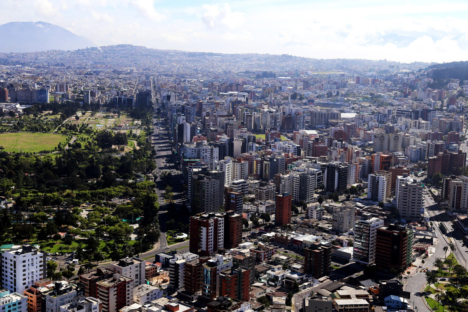 an observation of quito my home town