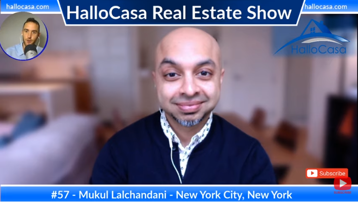 New York City Real Estate Insights by a Realtor with over 100m in Sales with Mukul Lalchandani