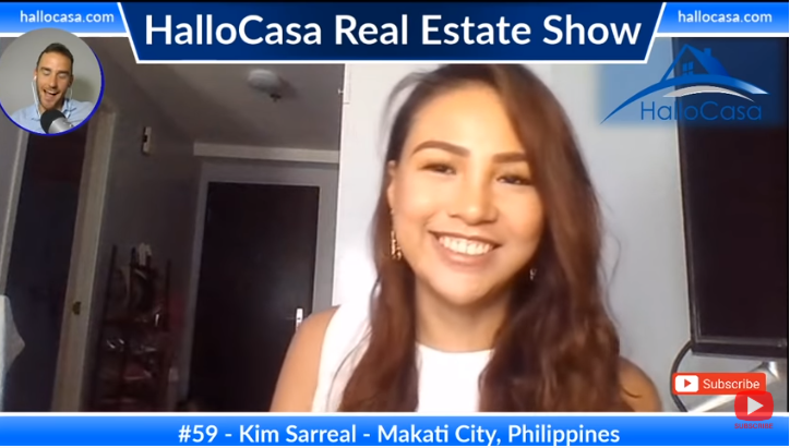 Luxury Real Estate in Makati City, Philippines with Kim Sarreal