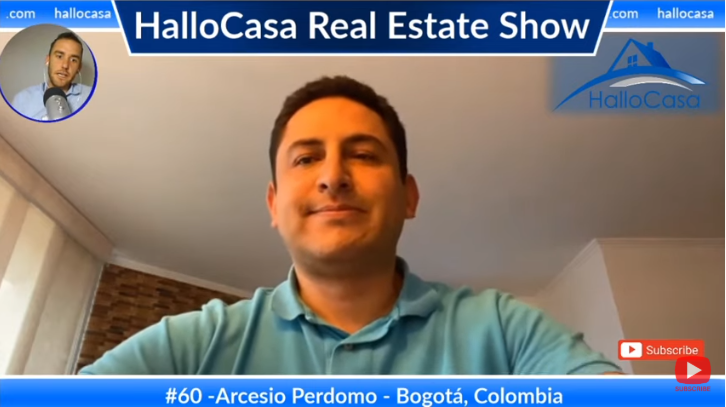 The implications of Covid-19 on the Colombian commercial real estate market with Arcesio Perdomo