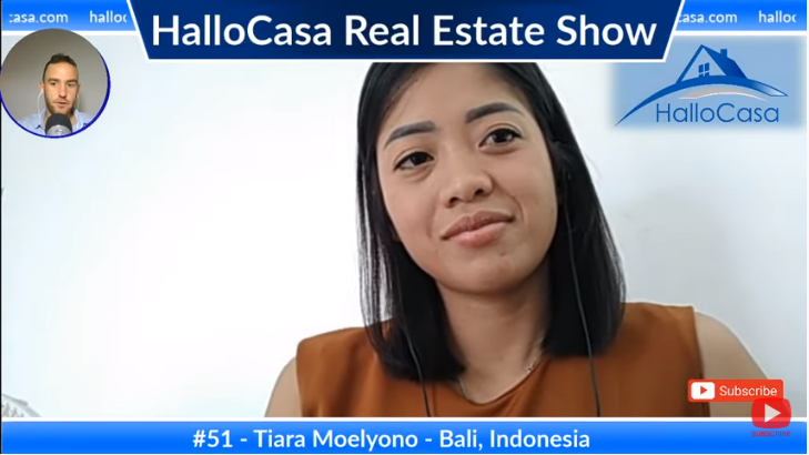 Real estate and long-term rentals in Bali, Indonesia: an interview with Tiara Moelyono